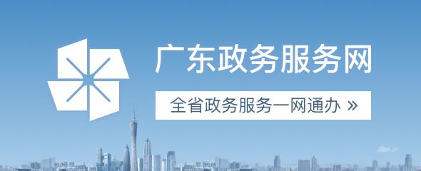广东省政务服务平台